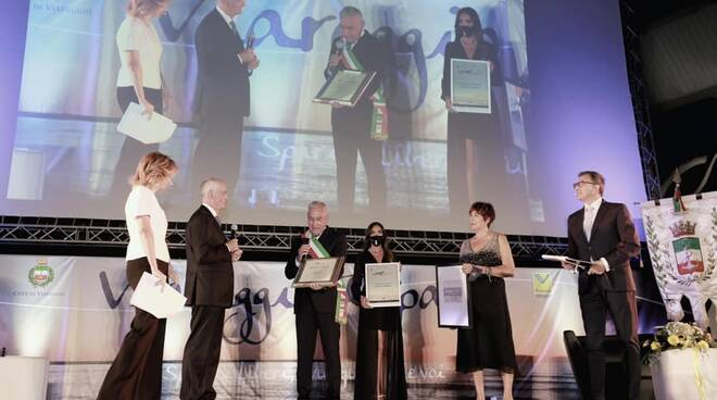 vincitori nona edizione del Premio Viareggio Repaci