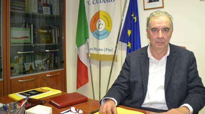 Alessandro Frosini preside Cattaneo