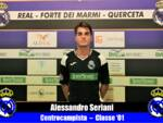 Alessandro Seriani Real Forte Querceta