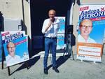 Andrea Pieroni comitato elettorale Pisa