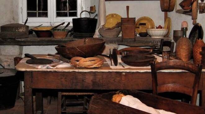 Antica cucina garfagnina