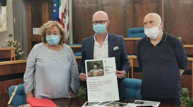 Aurora Del Rosso, Alessio Spinelli, Andrea Pio Cristiani