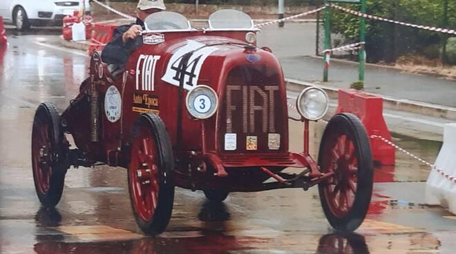 auto d'epoca Villa Reale Marlia