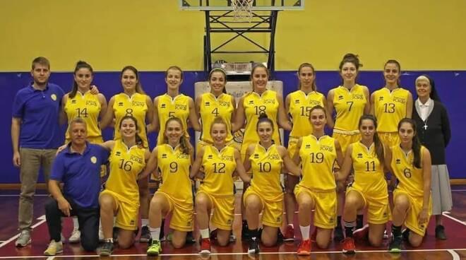 Basket Femminile Porcari serie C