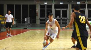 Basketball Club Lucca amichevole Cus Pisa C Gold