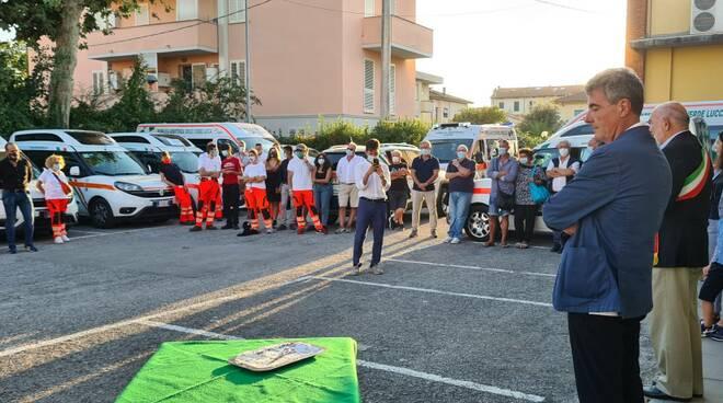 bilancio e inaugurazione ambulanza Croce Verde di Lucca