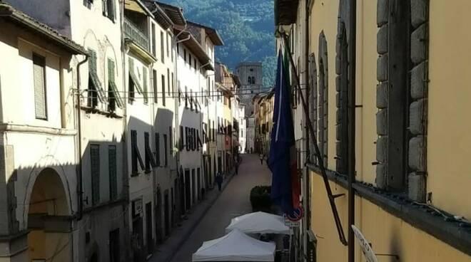 Borgo a Mozzano centro storico