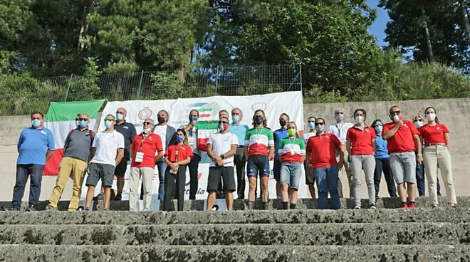 Campionati mtb al Ciocco Bike Circle