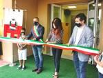 Capannori inaugurazione scuola Segromigno