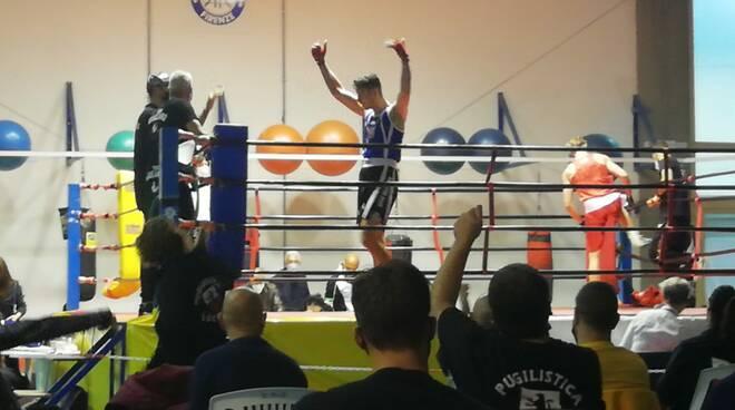 Samuele Giuliano si conferma campione Toscano