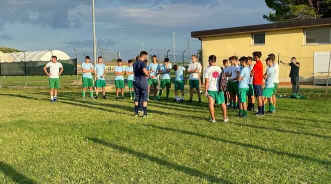 Castelfranco Calcio inizio preparazione 2020 2021