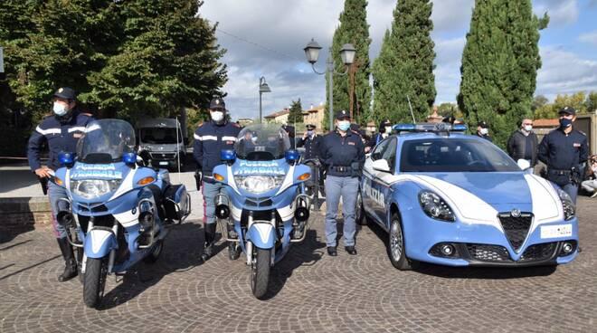 celebrazioni San Michele patrono polizia Colognora di Compito