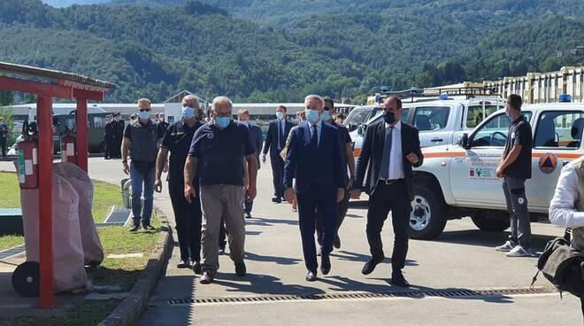 Centenario terremoto in Garfagnana