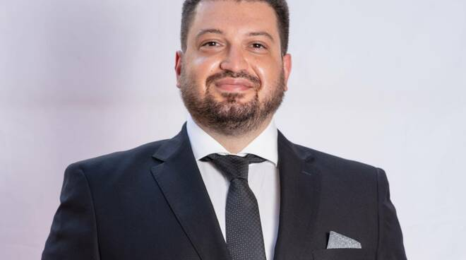 Claudio Loconsole capolista M5S Lucca