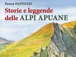 copertina libro storia e leggenda Alpi Apuane