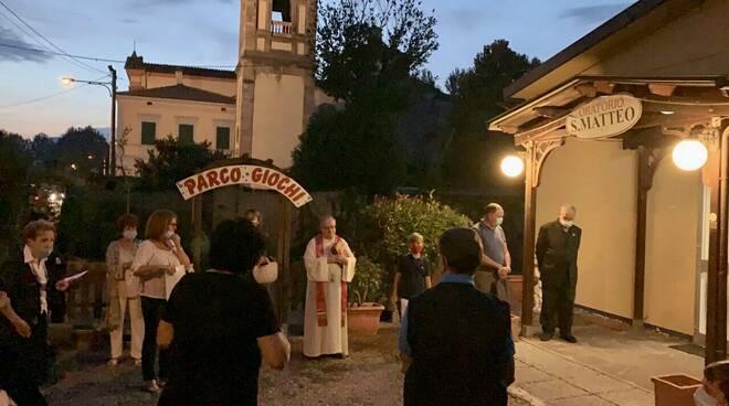 corale centro parrocchiale di Nave intitolazione monsignor Fabio Unti