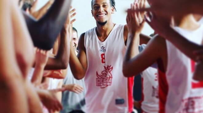 Daniel basket Lucca