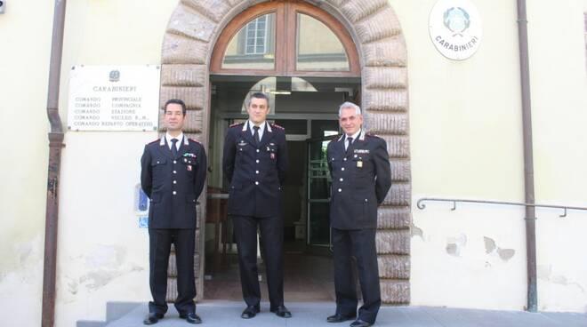 Dario Anfuso e Paolo Floris