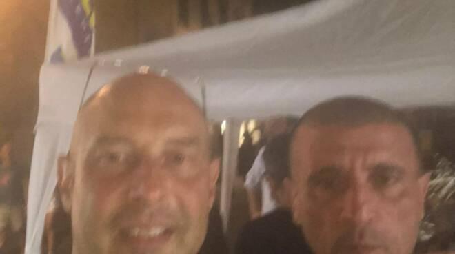 Domenico Caruso Giovanni Minniti Lega