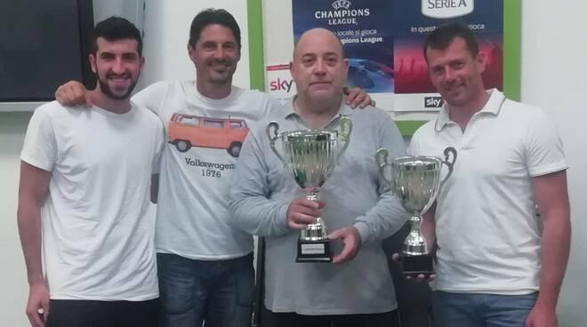 Fralbe calcetto vittoria Mugnano Cup