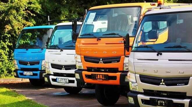 furgoni camion