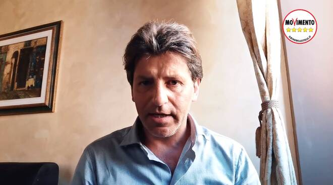 GIanluca Ferrara senatore Movimento Cimque Stelle