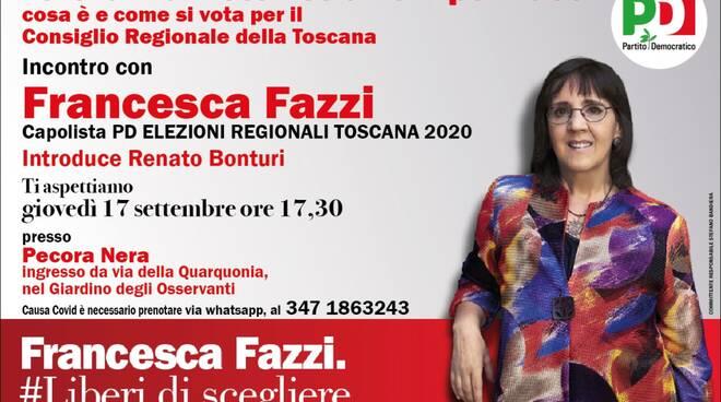 Giovani e voto incontro Francesca Fazzi