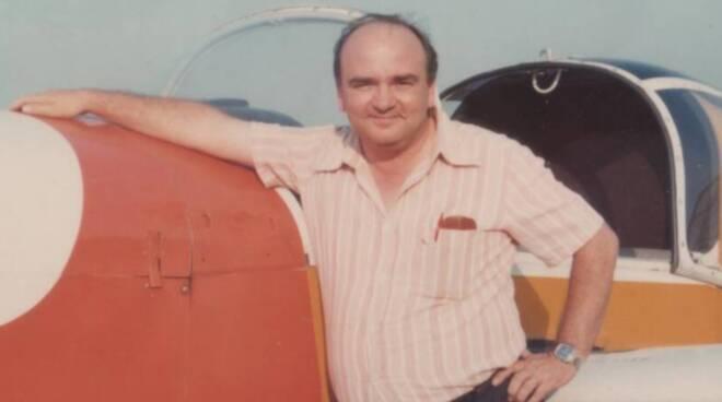 Giuseppe Mario Del Frate Aeroclub Lucca Tassignano