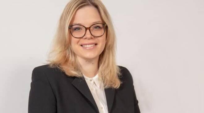 Ilaria Boggi candidata con la lega alle regionali 2020