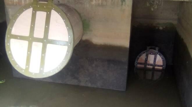 impianto idrovoro magazzeno