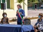 Inaugurazione nuova scuola elementare a Borgo a Mozzano