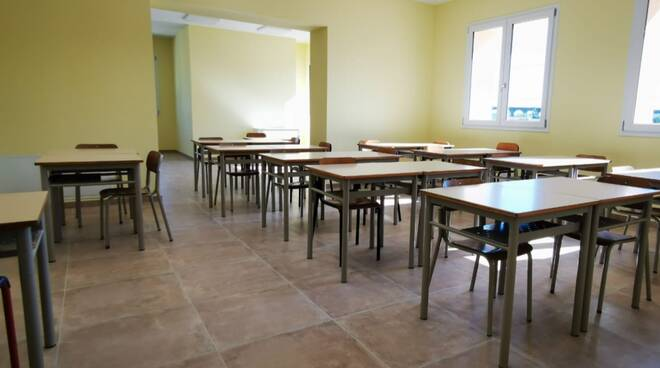 Inaugurazione scuola di Guamo