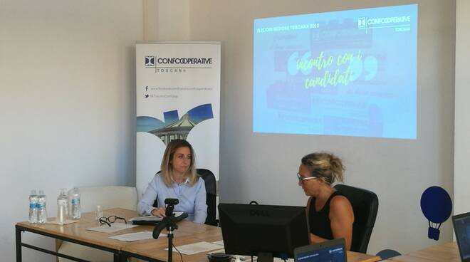 incontro candidati regionali Confcooperative Toscana