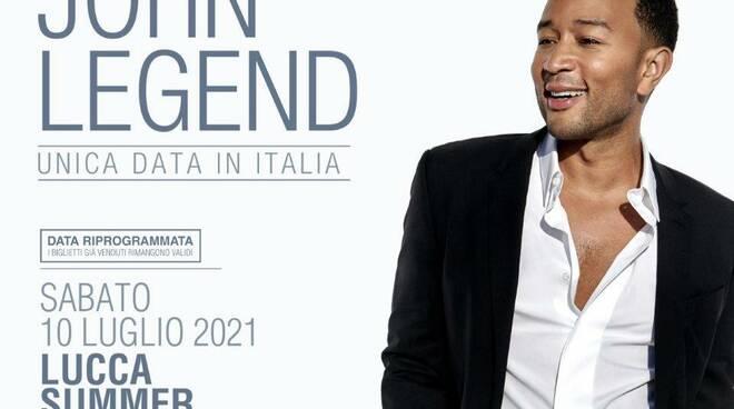 John Legend Lsf 2021
