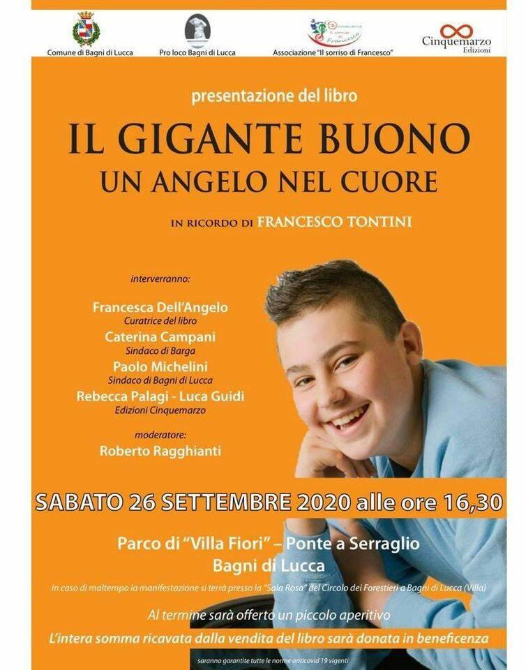 Libro in ricordo di Francesco Tontini