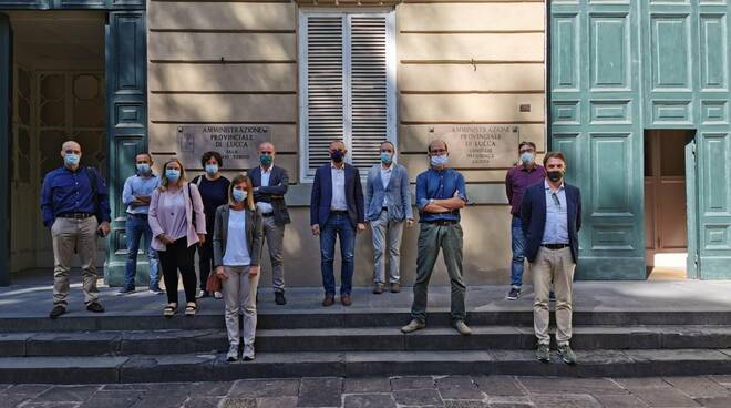 Luca Menesini Provincia di Lucca assunzioni