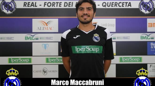 Marco Maccabruni Real Forte Querceta