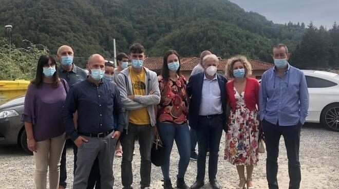 Marco Remaschi nuovo sindaco di Coreglia