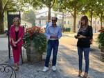 Maria Elena Boschi a Lucca