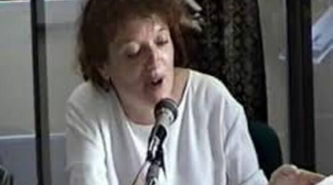 Maria Elena Giusti lutto università