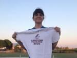 Marina Senesi campionati regionali individuali medaglia d'oro Virtus Lucca