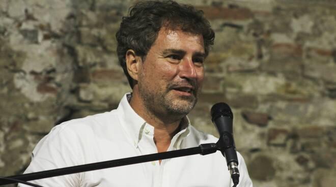 Mario Pardini presidente Lucca Crea talk show