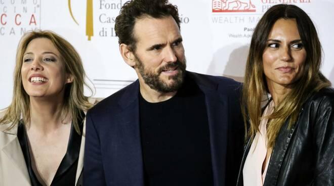 Matt Dillon red carpet Lucca Film Festival