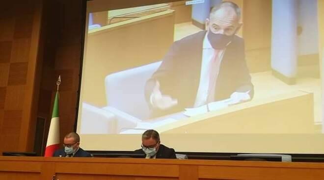 Menesini in commissione bilancio alla Camera