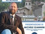 Michele Giannini tappa a Molazzana