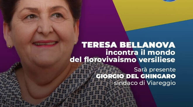 ministro Teresa Bellanova Italia Viva