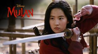 Mulan film Disney Plus