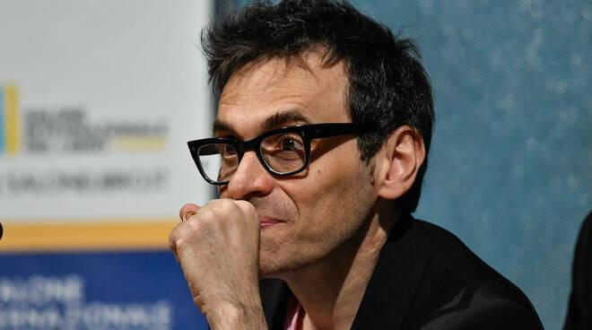 Nicola Lagioia scrittore Lucca Film Festival Europa Cinema