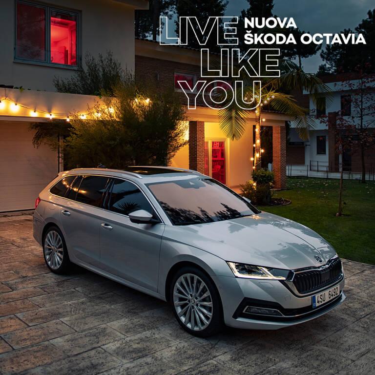 Nuova Skoda Octavia presentazione