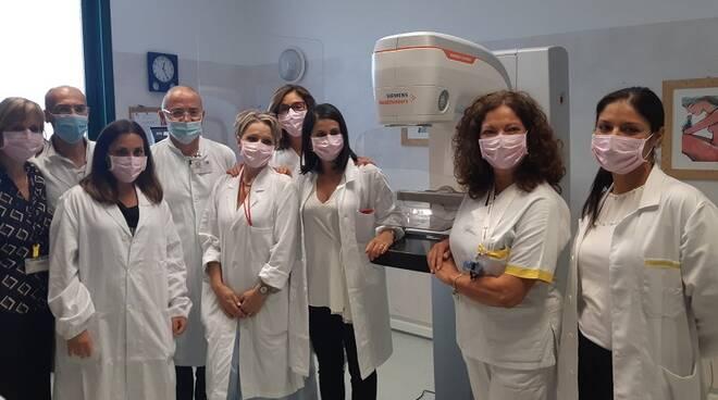 nuovo mammografo al Centro Donna di Empoli